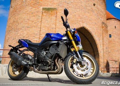 FZ8 - Yamaha wypuszcza najnowszego FZ-a