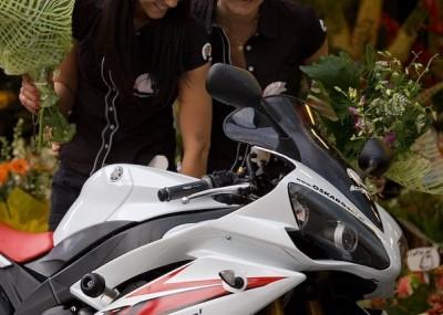 Yamaha R1 i Yamaha R6 - modele 2008