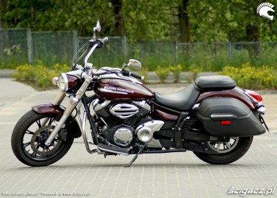 XVS950A Midnight Star - średni chopper Yamahy