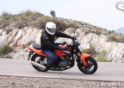Nitro 250 - nowy motocykl Zippa