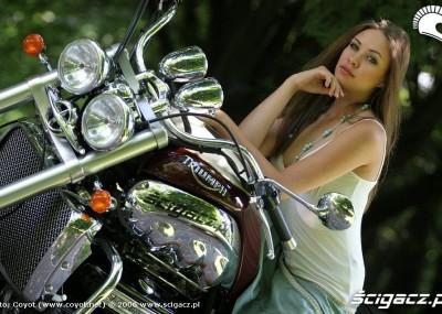Zdjęcia Suzuki Intruder i Triumph Rocket