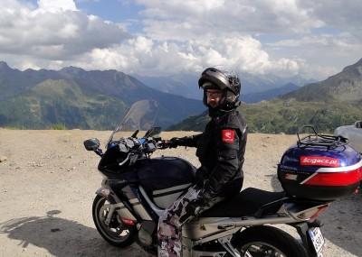 Alpy na dwóch kołach 2012 - fotogaleria