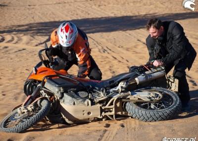 Pustynia na motocyklu - wyprawa do Maroka