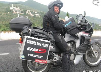 Bośnia i Hercegowina, Czarnogóra i Włochy na motocyklu