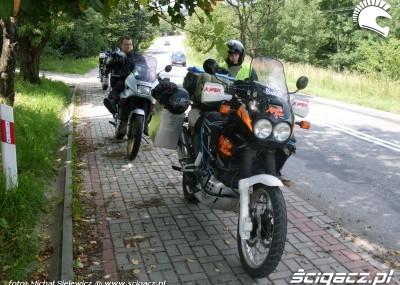 Rumunia i nie tylko - turystyka motocyklowa