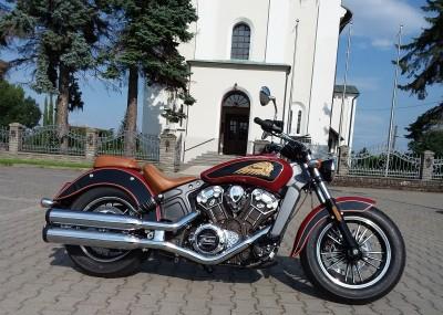 Motocykl którego nie ma