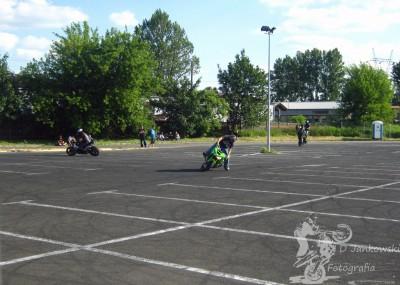 Stunt GP 2011 - Treningi