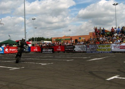 Stunt GP 2011 - przejazdy