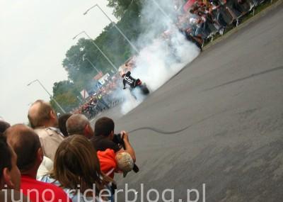 Zlot Koło 2009 - stunt