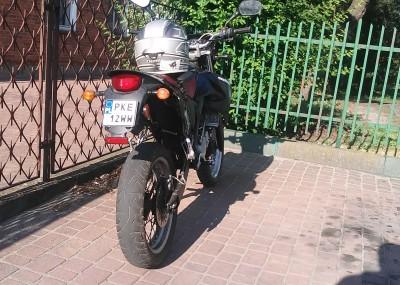 Yamaha DT50/70 2008r