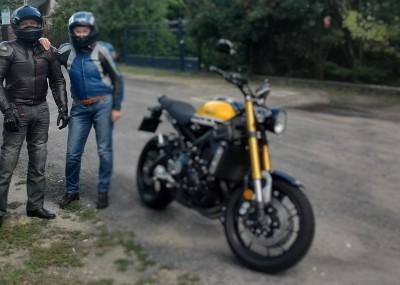 Moja Super Tesciowa-moto wycieczka e