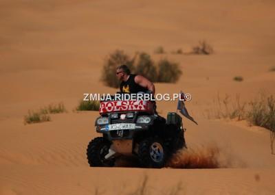 Kingway Dominator - testy Sahara