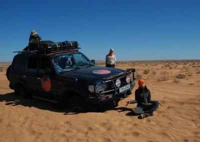 Tunezja - Sahara Adventure