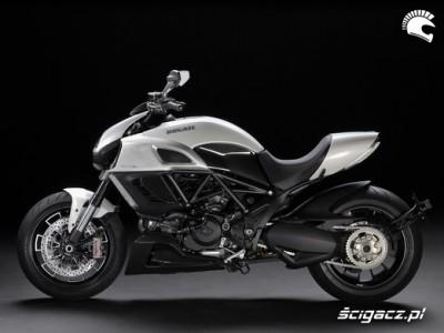 2011 Ducati Diavel 12