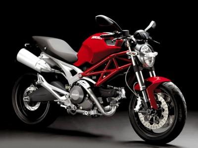 Ducati monster 696 08