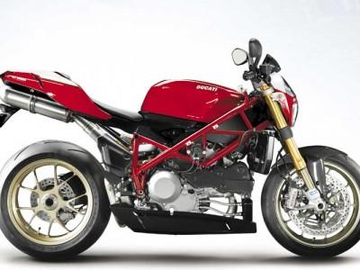 Ducati 1098-Naked