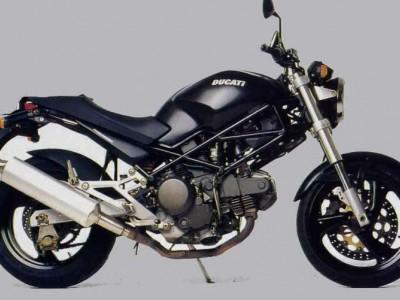 Ducati M600 dark