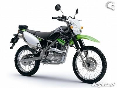 Kawasaki KLX125 2010
