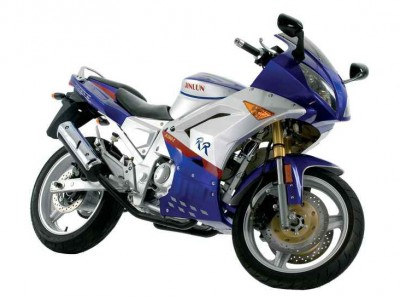 s200 romet motocykl bokiem