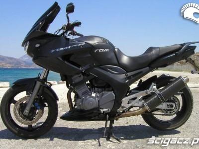 Yamaha TDM 900 carbon