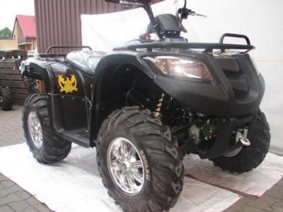Dominator Thunder 500cc