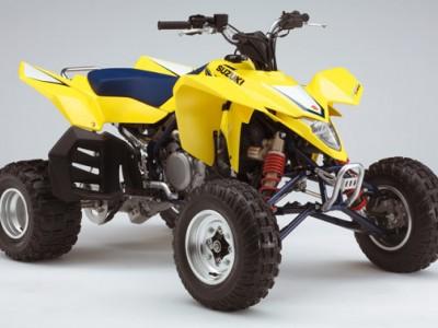 Suzuki QuadRacer R450