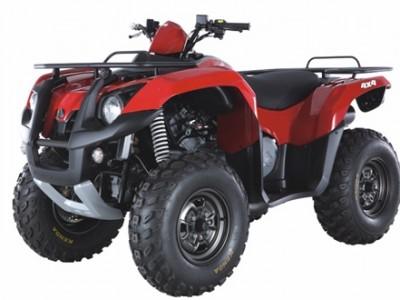 Sym Quadrider 600