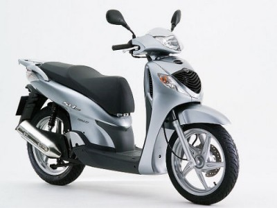 Honda SH125 stpz