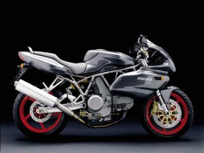 Ducati 800 SS profil