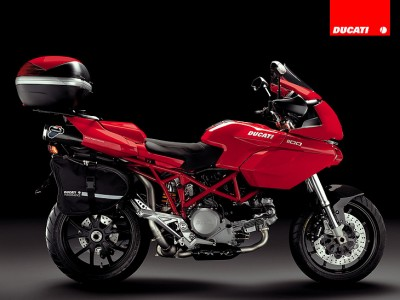 Ducati Multistrada 1100DS