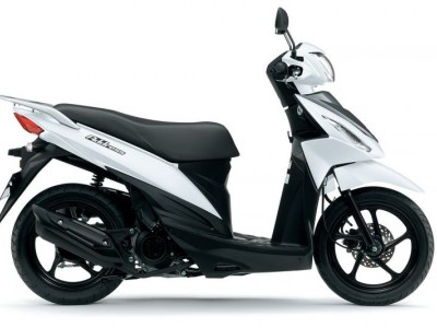 Suzuki Address 110 2014