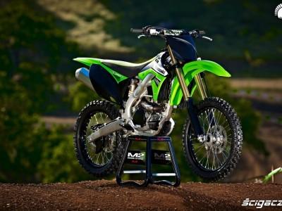 Kawasaki KX250Fi 2011 prewy bok