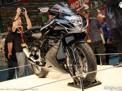 GSXR 750 2011 czarny