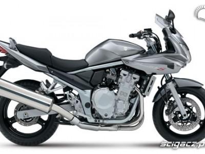 2008 Suzuki Bandit 650S