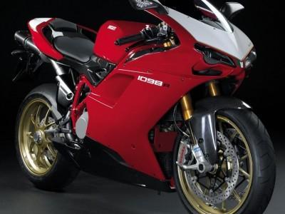 Ducati 1098R 08