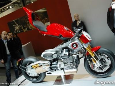 Moto Guzzi concept EICMA Mediolan 2009