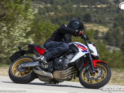 Honda CB650F 2014 najnowsza