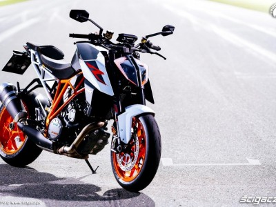 Nowy KTM 1290 Super Duke R 2017 tor