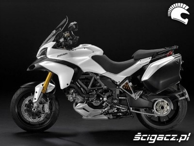 Ducati Multistrada 1200 Touting 1