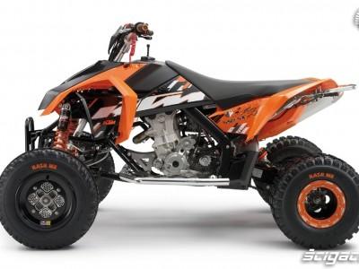 ktm 450 sx quad 2009