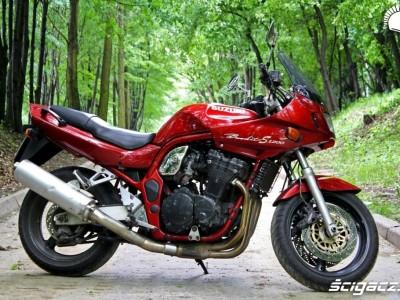 Suzuki Bandit 1200 1997 1