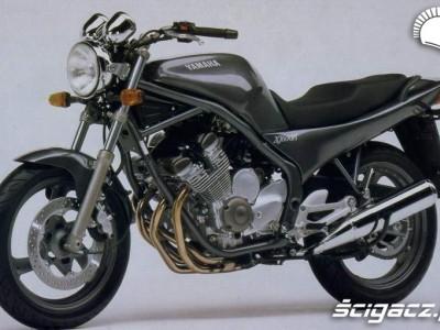 XJ600N Yamaha