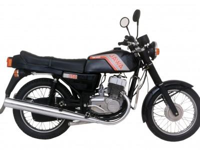 39 JAWA 350 typ 638 1984 1