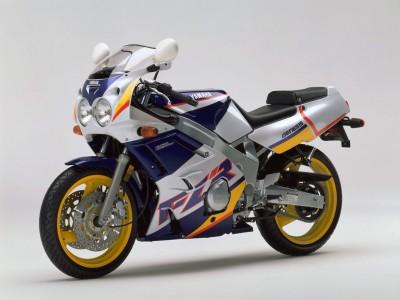 Yamaha FZR600R 5