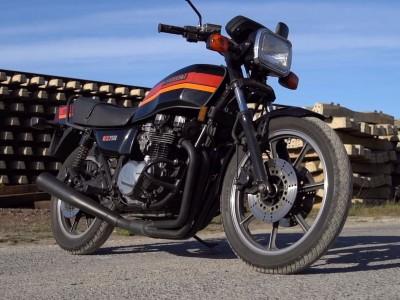 Kawasaki KZ 750 1983 statyka