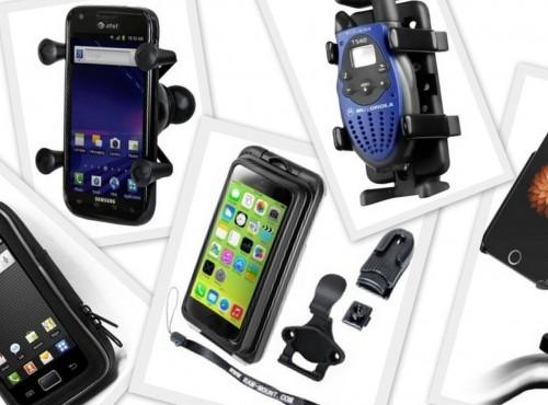 Uchwyt na telefon lub nawigację do motocykla i do roweru - 5 najlepszych propozycji
