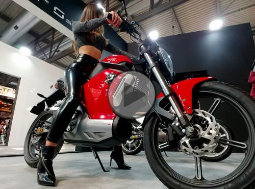 Super Soco na targach EICMA: najwyższa jakość motocykli elektrycznych