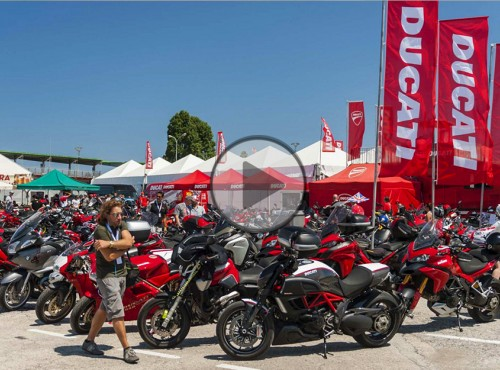 World Ducati Week 2018 [relacja video]