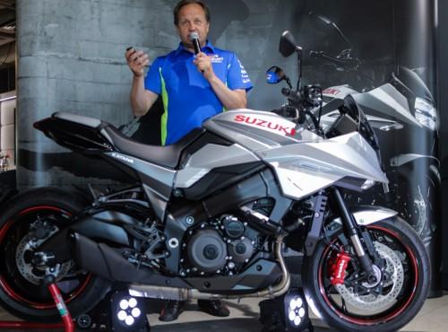 Suzuki Katana już w salonach [opis, akcesoria, cena]