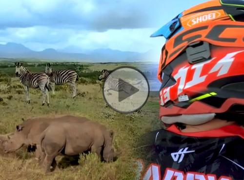 Motocyklem przez RPA, czyli Motul Afryka Tour [VIDEO]
